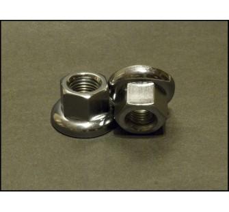 Nakrętki osi piasty JC-F105-2 M9/M10